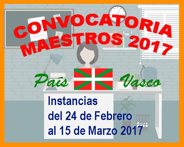 Maestros País Vasco 2017