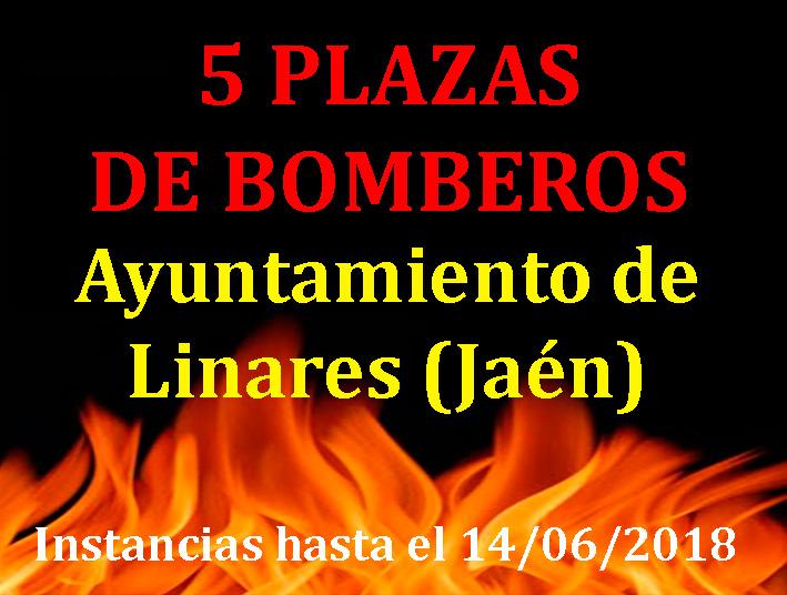 Convocatoria Bomberos Linares