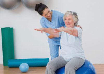 Técnico en Actividades Físico-Deportivas para la Tercera Edad