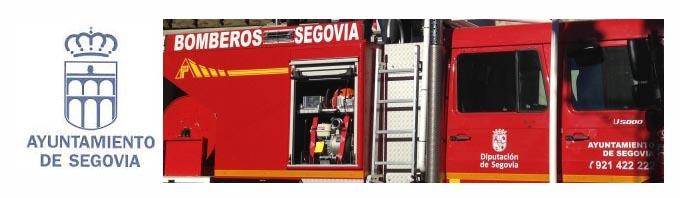 Convocatoria Bomberos Segovia