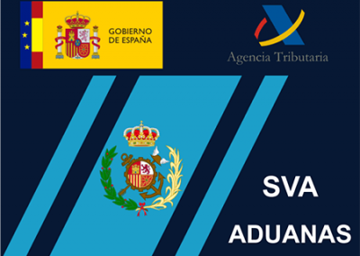 Cuerpo de Agente del Servicio de Vigilancia Aduanera (SVA)