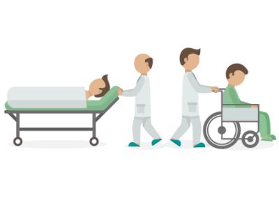 Celador instituciones sanitarias