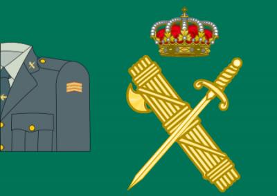 Guardia Civil – Cabo y Suboficial