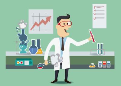 Técnico de laboratorio