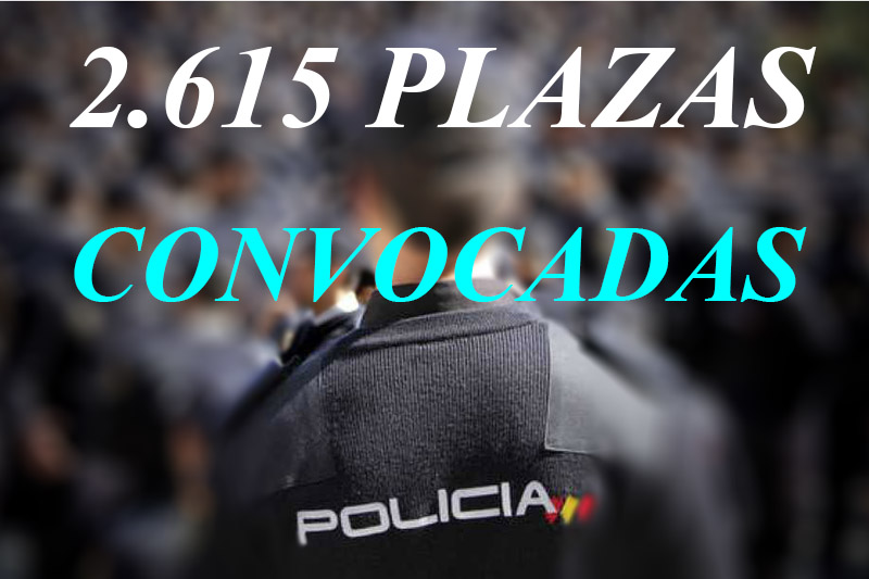 Convocatoria Policía Nacional 2016