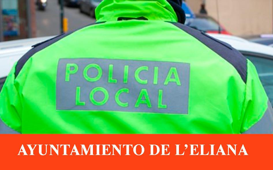 Policía Local L'Eliana