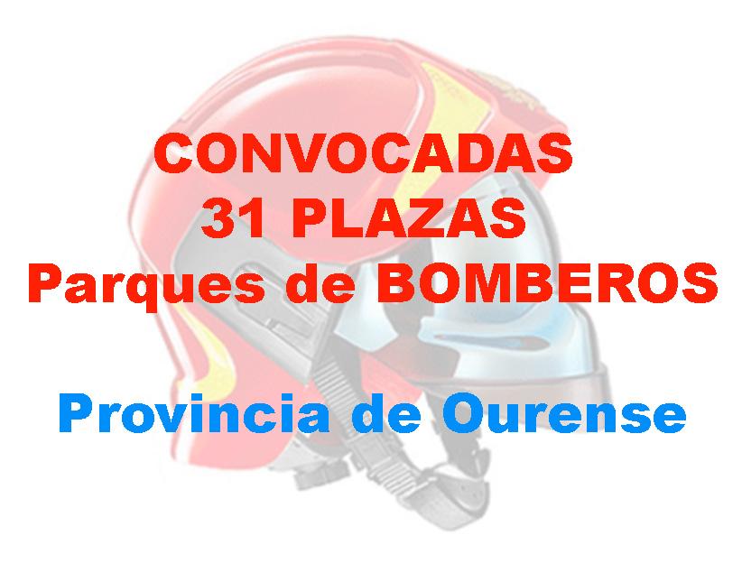 Bomberos Ourense