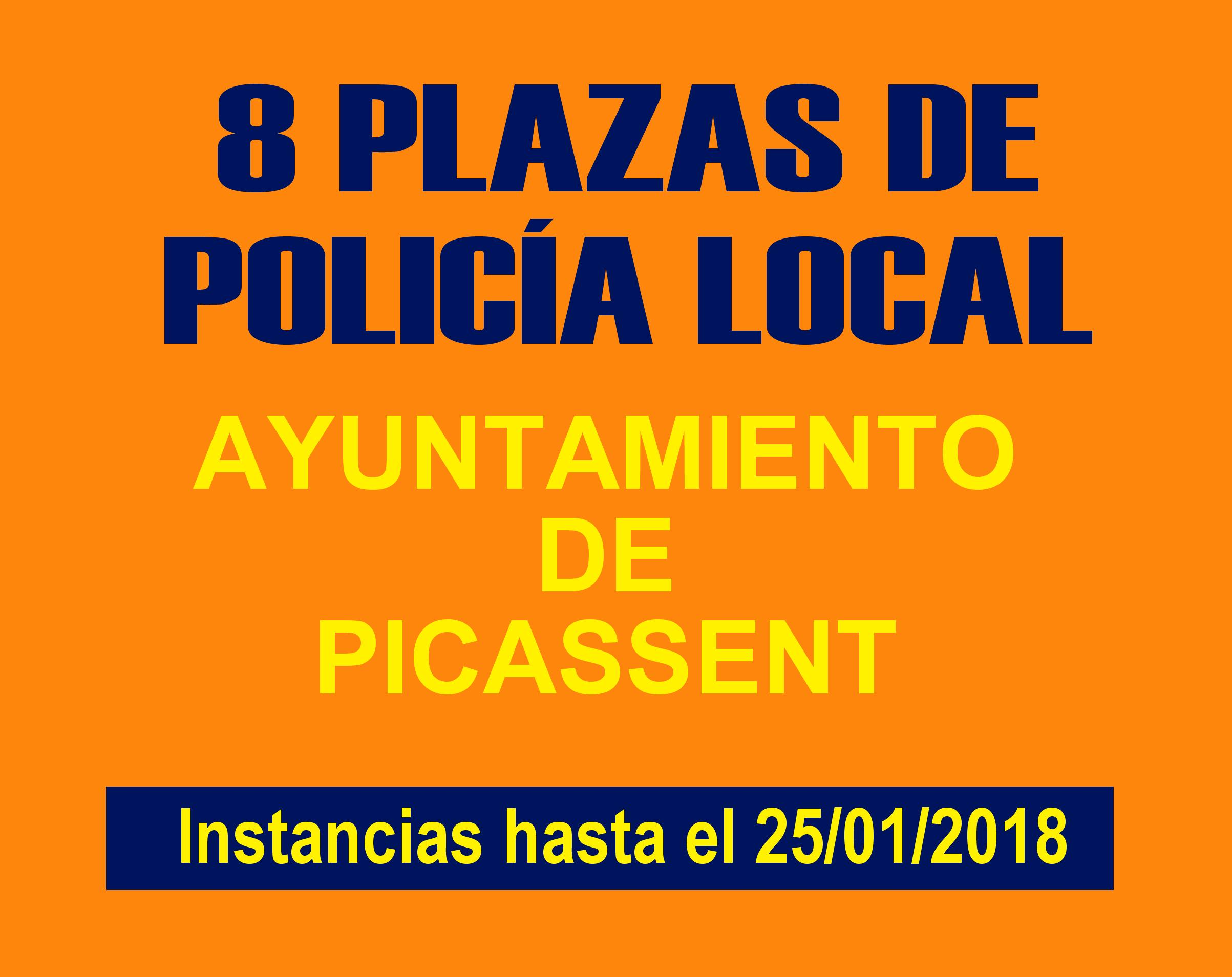 Policia Local Picassent
