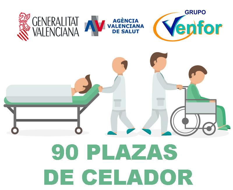 Oferta Püblica Sanidad Valencia Celador