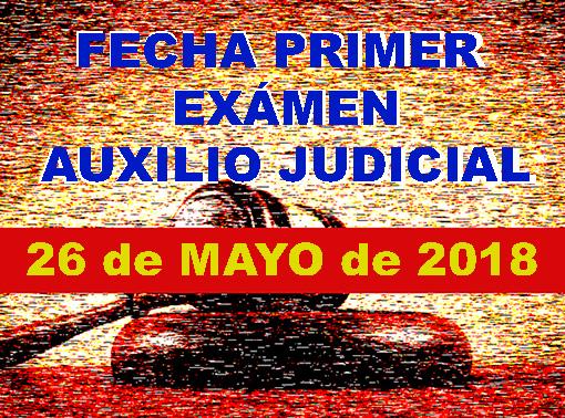 Examen Auxilio Juicial