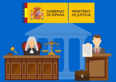 Juez o Abogado Fiscal